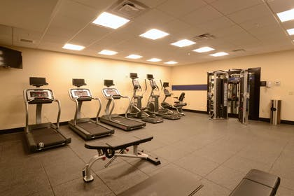 Health club | Hampton Inn & Suites Cazenovia