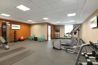 Health club | Home2 Suites by Hilton Hasbrouck Heights