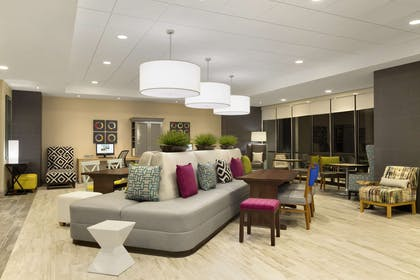 Reception | Home2 Suites by Hilton Hasbrouck Heights