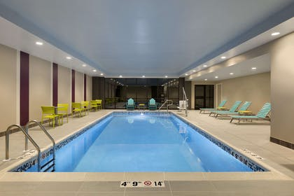 Pool | Home2 Suites by Hilton Hasbrouck Heights