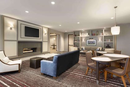Lobby | Homewood Suites by Hilton Chicago Downtown West Loop