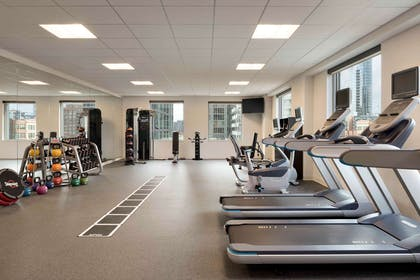 Health club | Homewood Suites by Hilton Chicago Downtown West Loop