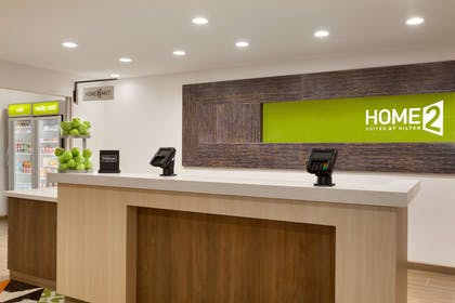 Reception | Home2 Suites by Hilton Shenandoah The Woodlands