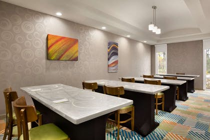 Meeting Room | Home2 Suites by Hilton Shenandoah The Woodlands