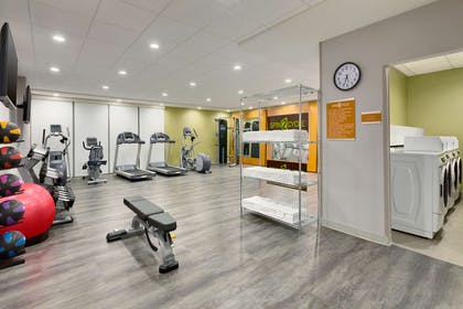 Health club fitness center gym | Home2 Suites by Hilton Shenandoah The Woodlands