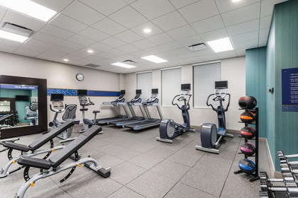 Health club | Hampton Inn & Suites Miami Midtown