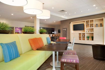 Reception   Home2 Suites by Hilton Charlotte Airport