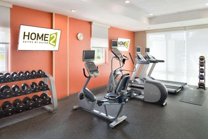 Health club | Home2 Suites by Hilton Charlotte Airport