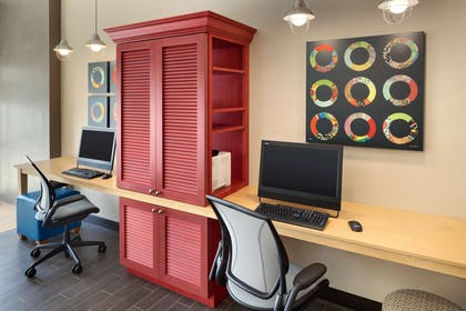 Business Center   Home2 Suites by Hilton Charlotte Airport