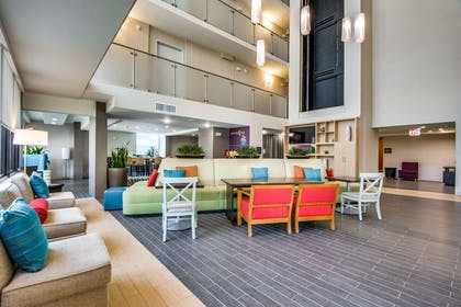 Lobby | Home2 Suites by Hilton DFW Airport South Irving