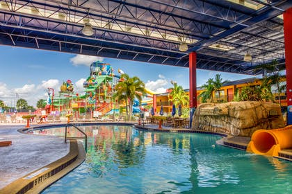 Water Park with Canopy in Areas | CoCo Key Hotel and Water Resort-Orlando