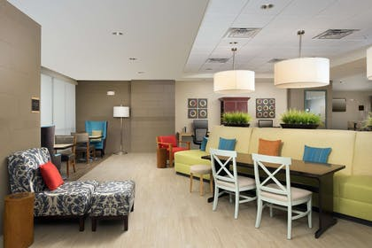 Reception | Home2 Suites by Hilton Denver International Airport