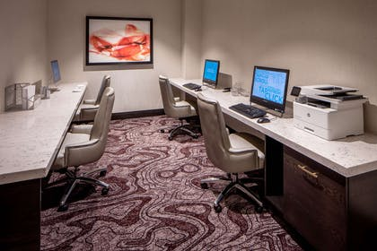 Business Center | Embassy Suites by Hilton Minneapolis Downtown