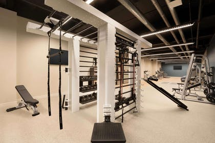 Health club | Embassy Suites by Hilton Minneapolis Downtown