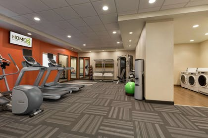 Health club fitness center gym | Home2 Suites by Hilton Phoenix Chandler