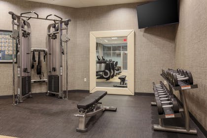 Health club | DoubleTree by Hilton Evansville