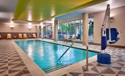Pool | Hyatt House Portland/Downtown