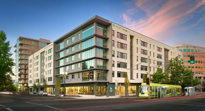 Exterior | Hyatt House Portland/Downtown