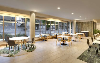Restaurant | Hyatt House Portland/Downtown