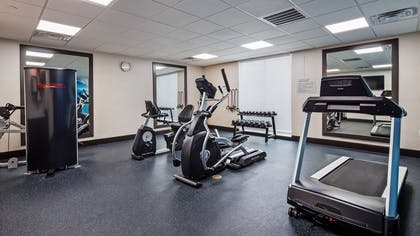 Fitness Center | Best Western Plus Pasadena Inn and Suites