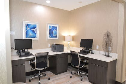 Business Center | Best Western Plus Pasadena Inn and Suites