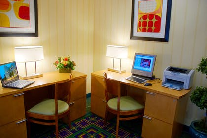 Business Center | Residence Inn Pittsburgh University/ Medical Center