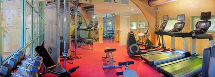 Fitness Center | Residence Inn Pittsburgh University/ Medical Center