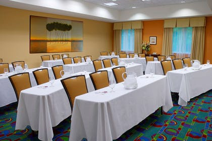 Conference Room Classroom Setup | Residence Inn Pittsburgh University/ Medical Center