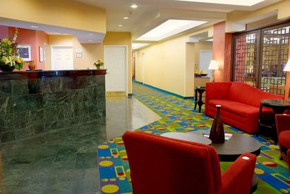Lobby | Residence Inn Pittsburgh University/ Medical Center