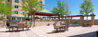 Terrace | Residence Inn Pittsburgh University/ Medical Center