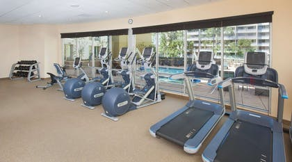 Health club | Hilton Garden Inn Burbank Downtown