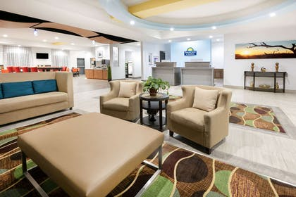 Lobby | Days Inn & Suites by Wyndham Lubbock Medical Center