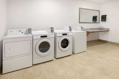 Laundry | Days Inn & Suites by Wyndham Lubbock Medical Center