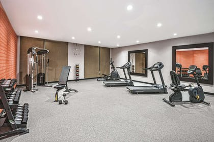 Health club | La Quinta Inn & Suites by Wyndham Dallas Grand Prairie North