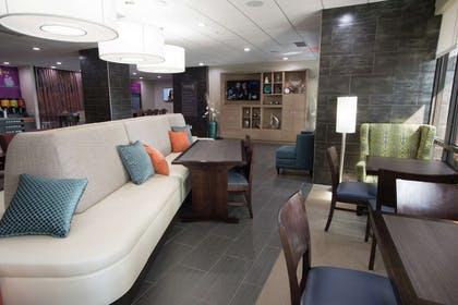 Lobby | Home2 Suites by Hilton Tulsa Hills