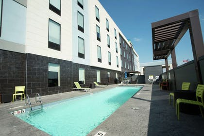 Pool | Home2 Suites by Hilton Tulsa Hills