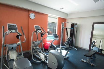 Health club fitness center gym | Home2 Suites by Hilton Tulsa Hills