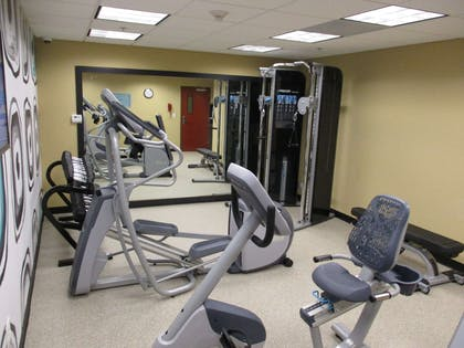 Fitness Center   Best Western Plus Tuscumbia Muscle Shoals Hotel and Suites