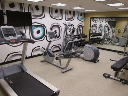 Fitness Room   Best Western Plus Tuscumbia Muscle Shoals Hotel and Suites