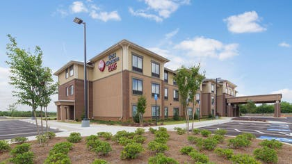 Exterior   Best Western Plus Tuscumbia Muscle Shoals Hotel and Suites
