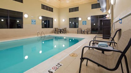 Pool   Best Western Plus Tuscumbia Muscle Shoals Hotel and Suites