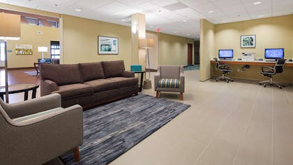 Business Center   Best Western Plus Tuscumbia Muscle Shoals Hotel and Suites