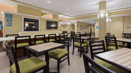 Breakfast Dining Area   Best Western Plus Tuscumbia Muscle Shoals Hotel and Suites