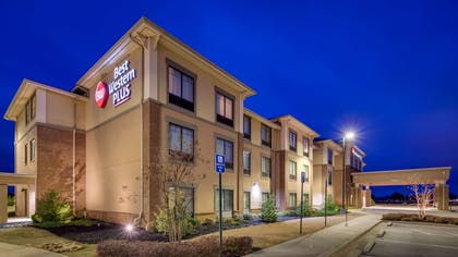 BW Plus Tuscumbia/Muscle Shoals   Best Western Plus Tuscumbia Muscle Shoals Hotel and Suites