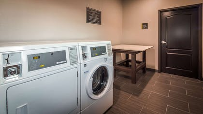 Guest Laundry available 8am - 10pm daily | Best Western Plus Bay City Inn & Suites