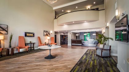 We strive to exceed your every expectation starting from the moment you walk into our lobby. | Best Western Plus Bay City Inn & Suites