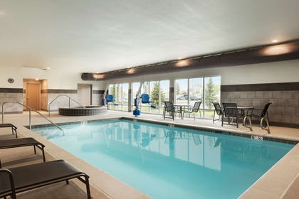 Indoor Heated Pool and Hot Tub | Best Western Plus Peppertree Nampa Civic Center Inn