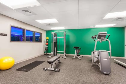 Health club | Wingate by Wyndham Altoona Downtown/Medical Center