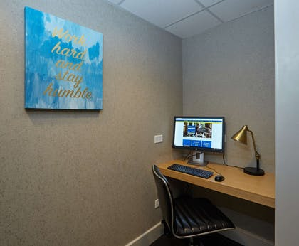 Business Center | Best Western Plus University Inn
