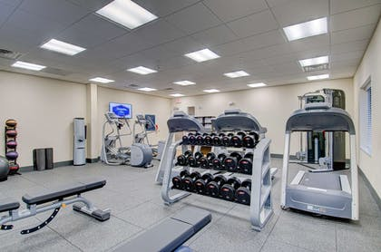 Health club | Hampton Inn Boston - Westborough